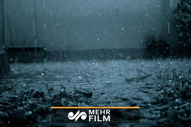 اکثر نقاط کشور بارانی شد