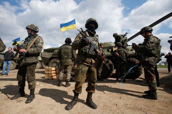 ارتش اوکراین هشدار آماده باش جنگی گرفت