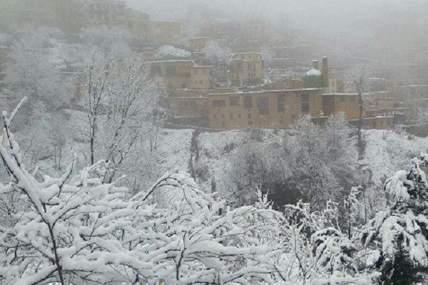 برف و باران در مناطقی از کشور/هوا از دوشنبه آلوده میشود