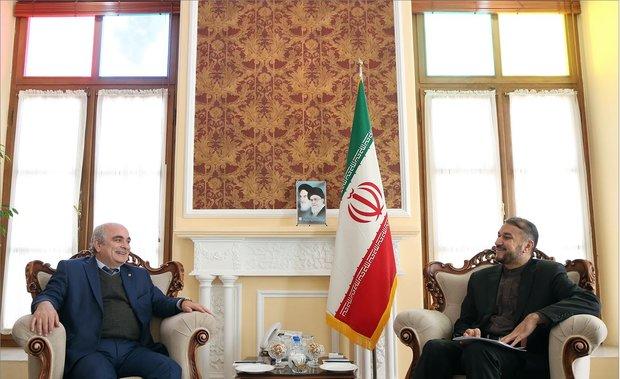 Iran-Russia ties 'strategic': Amir-Abdollahian