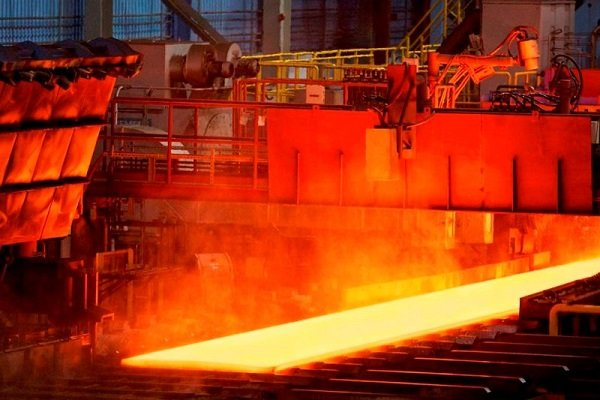 Iran's steel output up by 19%