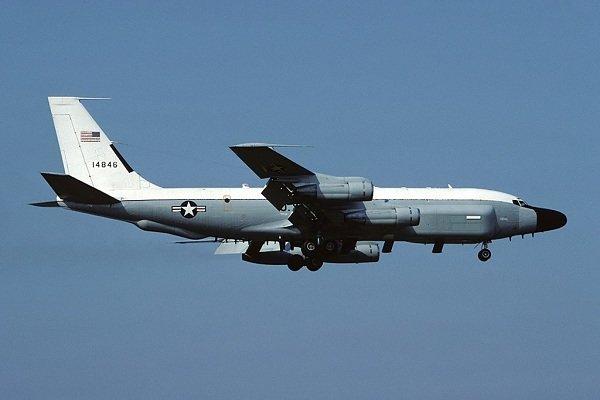 هواپیمای جاسوسی آمریکا وارد دریای سیاه شد