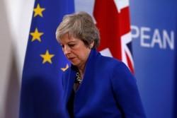 دومین شوک پارلمان انگلیس به دولت/ آیا «ترزا می» داونینگ استریت را ترک می کند؟