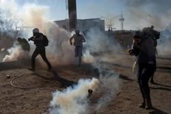 مکزیک به استفاده آمریکا از گاز اشک آور علیه مهاجرین اعتراض کرد