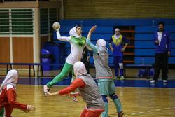 تیم ملی هندبال ایران در رده ششم آسیا ایستاد