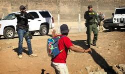 کودک ۷ ساله مهاجر در بازداشت مرزبانان آمریکائی جان باخت
