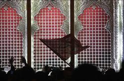 مراسم استقبال از ضریح امام حسین و حضرت قاسم درگناوه برگزار میشود