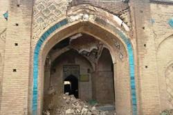 یک بنای ثبت ملی در شاوور شوش تخریب شد