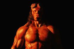 جدیدترین تصویر از ابرقهرمان آتشین/ «پسر جهنمی۳» رونمایی شد