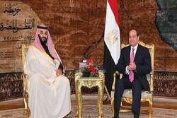 آنچه بن سلمان و السیسی درباره ایران، قطر و خاشقجی گفتند