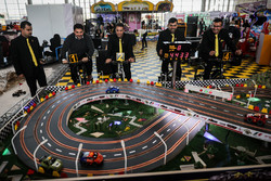 8th intl. exhibition of entertainment industry, amusement parks