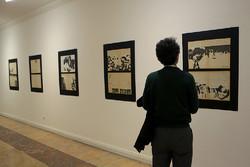 نمایشگاه آثار مرتضی ممیز