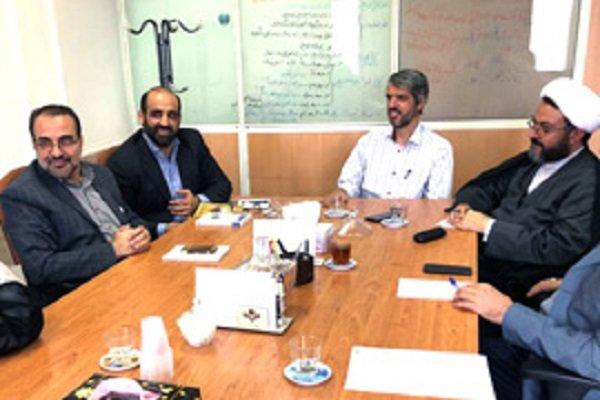 دیدار رئیس موسسه امام علی(ع) سوئیس با رئیس قطب اخلاق و خانواده