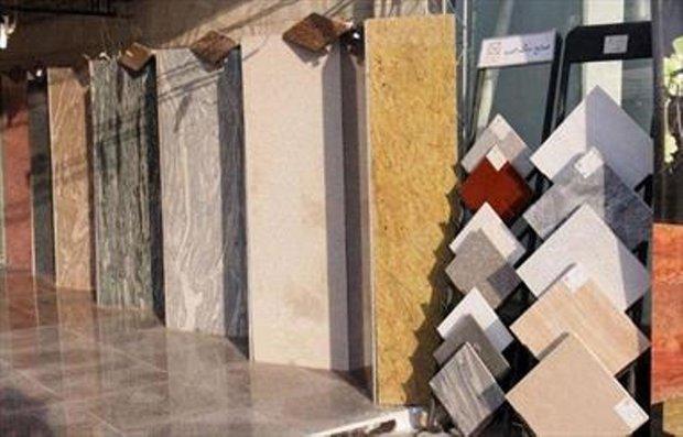 افزایش ۱۵۶۸ درصدی صادرات سرامیک از مرزهای کرمانشاه