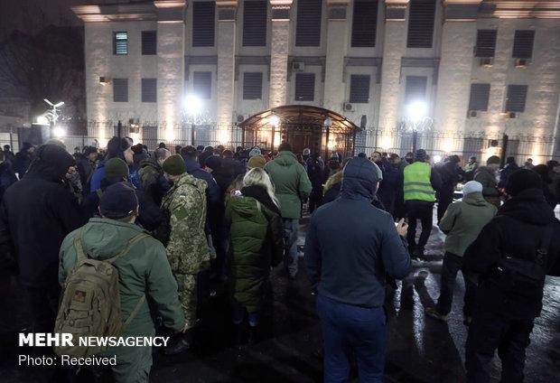 تنش در روابط اوکراین و روسیه