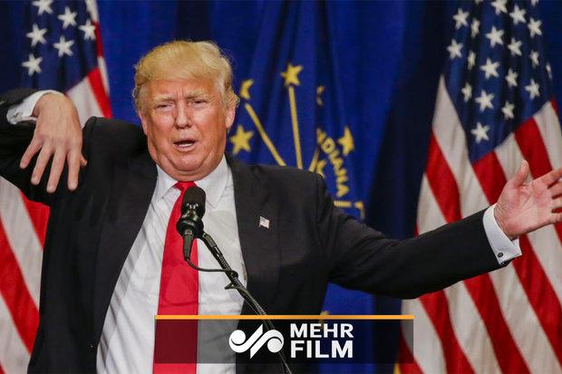 فلم/ امریکی صدر ٹرمپ اور امریکی سینیٹر کے درمیان لفظی جھڑپ