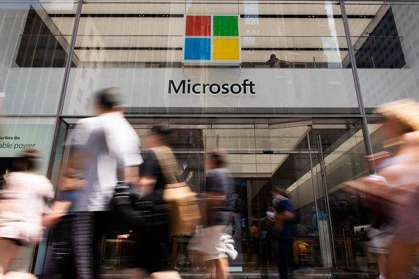 کرونا به مایکروسافت  خسارت زد
