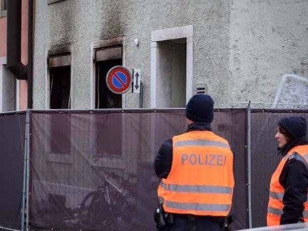 سوئیزرلینڈ میں عمارت میں آگ لگنے سے 6 افراد ہلاک