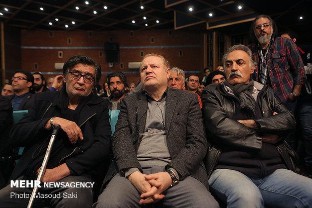 Birthday anniv. of Iranian actor Mashayekhi