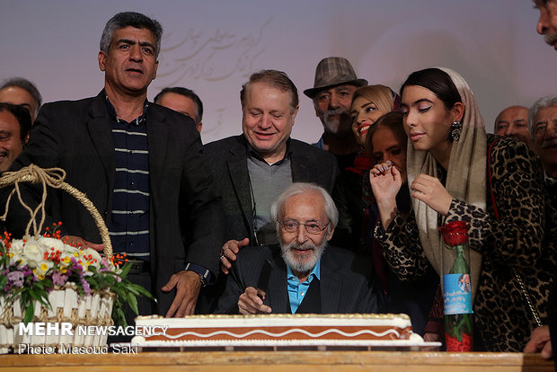 Birthday anniv. of Iranian actor Mashayekhi