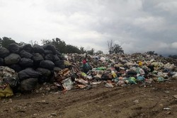 تولید روزانه ۱۳۰ تن زباله درملایر/سایتهای دفن زباله تجمیع میشود