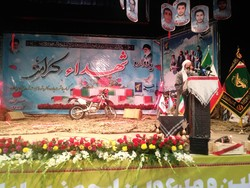 عزت ملت ایران به برکت دین اسلام و خون شهدا است