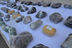 Anti-narcotics police seize 4 tons of drugs in SE Iran