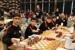 Iran wins China at World U16 Chess Olympiad
