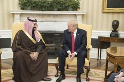 Trump's challenge on defending Bin Salman