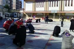 سطح آمادگی مدارس کشور در برابر زلزله مطلوب نیست
