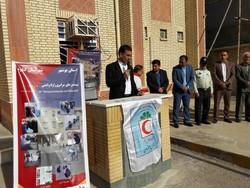 مانور زلزله و ایمنی در مدارس شهرستان گناوه برگزارشد