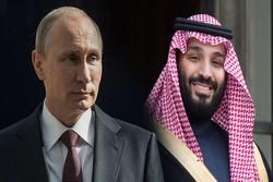 پوتین و بنسلمان درباره «خاشقجی»، یمن و سوریه رایزنی میکنند