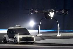 اولین خودرو-پهپاد به پرواز در آمد
