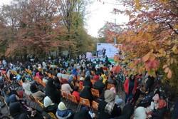 جشنواره «پاییز هزار رنگ» گرگان افتتاح شد