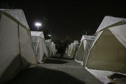 ۶ هزار نفر در اردوگاه های هلال احمر اسکان اضطراری داده شدند