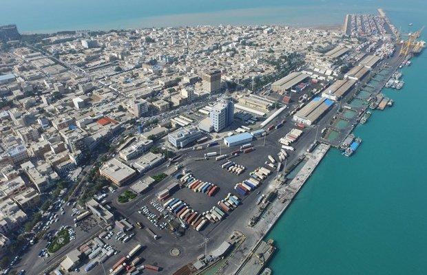 تقویت زیرساختهای بندری در استان بوشهر/ تخلیه بار تسریع میشود