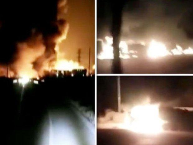 چین میں کیمیکل پلانٹ میں دھماکے سے 22 افراد ہلاک