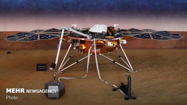 «اینسایت» رکورد تولید انرژی را در مریخ ثبت کرد