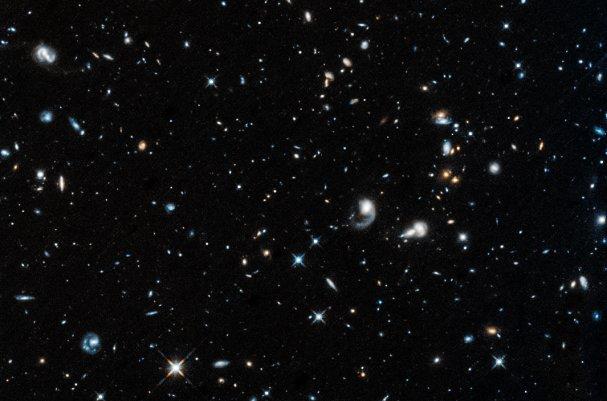 نخستین عکس تلسکوپ هابل پس از آغاز دوباره فعالیت