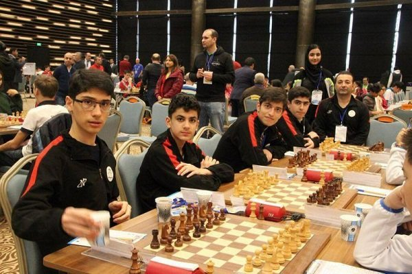 Iran wins China at World U16 Chess Olympiad
