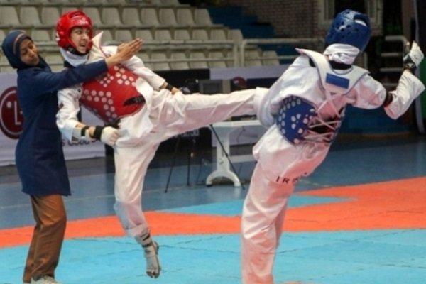 کسب نشان نقره تکواندوکار کردستانی در رقابت های قهرمانی کشور