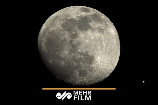 فلم/ چاند کے بارے میں شاندار ویڈیو