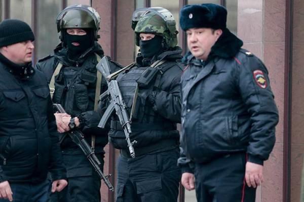 ۱۰ دادگاه در مسکو تخلیه شد