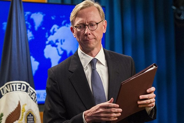 US does not want war with Iran: Brian Hook