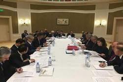 Astana'da garantör ülkeler bir araya geldi