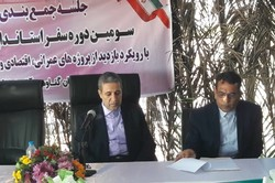 کاهش مهاجرت و حاشیهنشینی با توسعه اشتغال روستایی در استان بوشهر