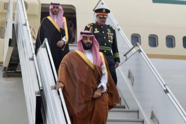 ایمنسٹی انٹرنیشنل کی ارجنٹینا میں سعودی ولیعہد سے ملنے پر عالمی رہنماؤں پر شدید تنقید