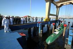 İran Ordusu envanterine iki denizaltı eklendi
