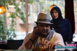 هومن برقنورد به «خداحافظ دختر شیرازی» پیوست