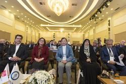 قرائت پیام شهردار تهران در پنجمین اجلاس مجمع شهرداران آسیایی